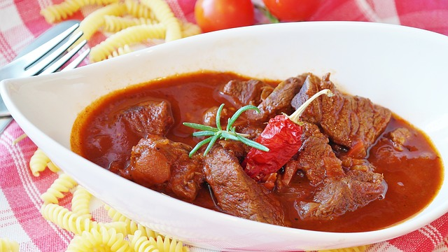 Najedzte sa ako Rakúšan či Poliak