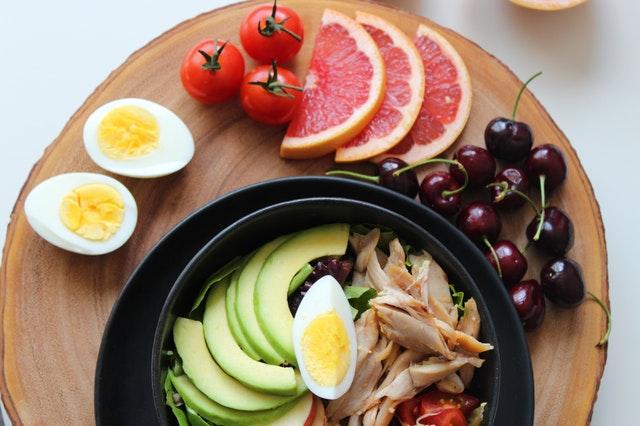 Zdravou stravou klepšiemu životu